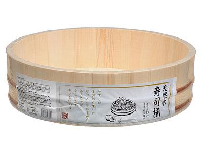 Hangiri  (sushi oke) - 33 CM